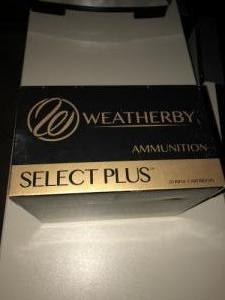 257 Weatherby Select Plus 115Grain