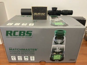 RCBS Matchmaster
